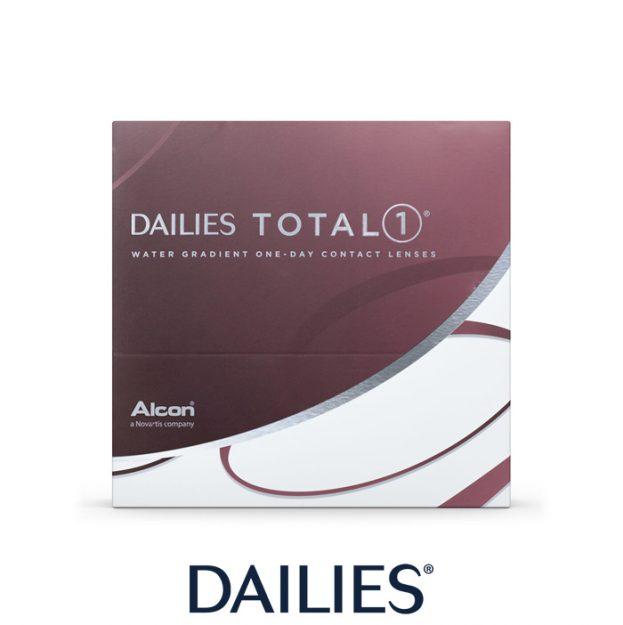 Alcon Dailies Total 1