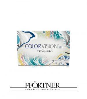 Color Vision by Pförtner